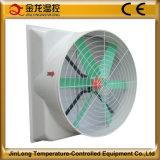 As aves domésticas do baixo preço de Jinlong exaustor da ventilação abrigam/estufas