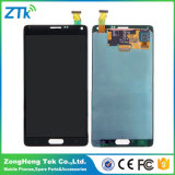 Первоначально экран касания LCD мобильного телефона на примечание 4 галактики Samsung