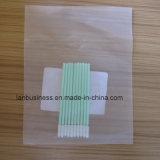 LyFs741使い捨て可能なクリーンルームの泡の綿棒