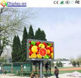 Schermo di visualizzazione esterno all'ingrosso del LED di colore completo P10, segno del comitato del LED
