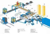 Машина делать кирпича цемента изготавливания сделанная в Китае