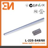 Façade de medias de DEL allumant le tube linéaire (L-225-S48-RGB)