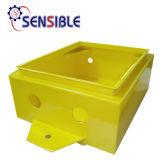Gelbes Puder-Schichts-Maschinen-Shell