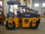 4.5トンの完全な油圧振動ローラーまたは中国の道ローラーの製造者(YZC4.5H)