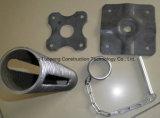 Accessoires en acier de support d'échafaudage-- Plaque de support