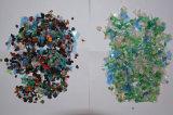 Separador plástico machacado máquina de reciclaje plástico del compaginador del color de Vsee RGB