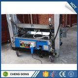 Автоматическая штукатуря машина для инструмента конструкции представляет стену