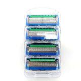 Rasierklinge für Gillette-Schmelzverfahren Proglide Nachfüllungs-Kassetten-Schaufeln