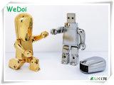 Neuer Roboter USB-Speicher-Stock mit kundenspezifischem Firmenzeichen als förderndem Geschenk (WY-M56)