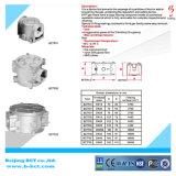 Vis normale de filtre de gaz en aluminium de petite taille
