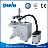 Machine chaude d'inscription de laser de fibre de la vente 20With30W Raycus pour le métal