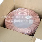 Pancake senza giunte Coil Air Conditioning Tube Copper Tube in Refrigeration