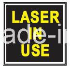 Лазер СИД в знаке двери Sw пользы загоранном методом
