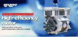 Compresor de aire de alta presión del pistón sin aceite de Hokaido (HP-200V)