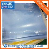 Película de PVC transparente delgada para el vacío que forma / el empaquetado de la ampolla