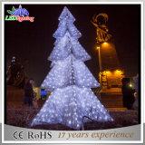Quadratische Weihnachtsbaum-Lichter des Dekoration-neuen Jahr-im Freien LED