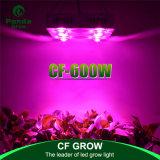 L'alto spettro completo LED di lumen 600W di alto potere coltiva la PANNOCCHIA chiara di Bridgelux