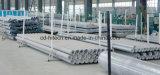 Condensación-Tipo tubo de acero Plastic-Lined de Shpe del tubo de fuego