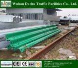 도로 안전 직류 전기를 통한 물결 모양 크래쉬 방벽