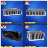 Het Aluminium Uitgedreven Heatsink van het Apparaat van de Convertor van de frequentie