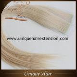 Nastro invisibile nelle estensioni dei capelli