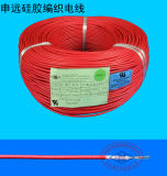 Isolation interne de silicones de fil de matériel électrique de machine