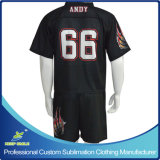 Kundenspezifisches Sublimation Sports Wear für Lacrosse Game