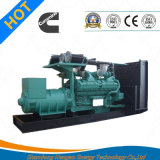 Молчком генератор дизеля фабрики 500kw Cummins