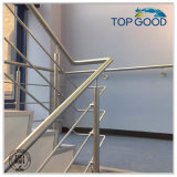 Pêche à la traîne de plancher d'escalier d'acier inoxydable pour le balcon, salle de bains (88310)