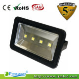 Negro / gris Shell IP65 al aire libre impermeable lámpara 150W LED Floodlight