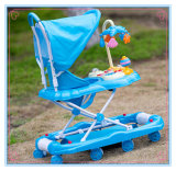 Camminatore del bambino delle rotelle del commercio all'ingrosso 8