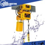 Portable 380V / 220V 250kg Lifting Electric Hoist