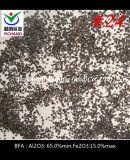 Al2O3: Oxyde van het Aluminium van 65% Min Bruine voor Schurende Ontploffing