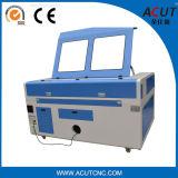 Hölzerner Laser-Ausschnitt und Gravierfräsmaschine für Verkauf