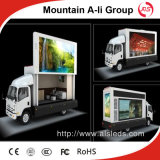 Advertizing Truck를 위한 가득 차있는 Color LED Video Screen