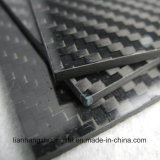Alta hoja de la fibra del carbón del lustre
