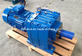 R Series Inline Shaft Helical Geared Motor (тип SEW)