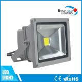Luz de inundación de la fábrica LED de Shangai con el Ce RoHS