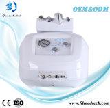 4 en 1 pequeña máquina de la belleza del rejuvenecimiento de la piel de Dermabrasion del agua de las burbujas