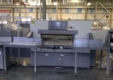 Doppelhydraulikpapierschneidemaschine (QZYW115EF)