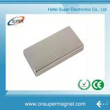 De heetste Magneet van het Blok van het Neodymium van de Verkoop N45 Aangepaste