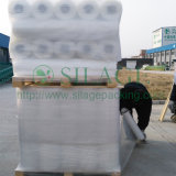 Fábrica profissional, película do envoltório da ensilagem para UE, 100% LLDPE, 250/500/750mm, pacote individual, pacote da pálete