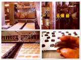 Linha de depósito dos doces automáticos do feijão de geléia (GDQ300A)