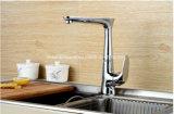 Mélangeur en laiton infrarouge de bassin de cuisine de la CE traitement neuf de modèle de long