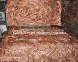 Metal de cobre 99.99% del alambre del desecho de la alta calidad