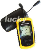 수중 음파 탐지기 휴대용 물고기 측정기, 전기 낚시 태클 (FF1108-1)