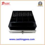 Gaveta 4-Bill do dinheiro eletrônico com os apertos do fio de metal para o terminal do sistema da posição