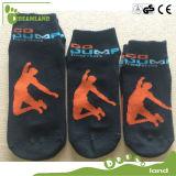 Freies Beispielgroßverkauf-Griff-Trampoline trifft rutschfeste Socken hart