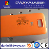 2016 neuer Design Pakistan iPhone Cover 30 Watt Fiber Laser Marking Machine