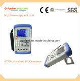 측정 범위 10micro 옴 200k 옴 (AT518L)를 가진 마이크로 옴 미터